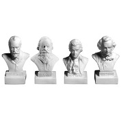 Composer Statues